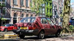 Volvo 340 DL 1984 (XBXG) Tags: kx34dl volvo 340 dl 1984 volvo340 300 egelantiersgracht jordaan amsterdam nederland holland netherlands paysbas vintage old classic swedish car auto automobile voiture ancienne suédoise sverige sweden zweden vehicle outdoor