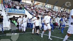 CDOlímpic de Xàtiva- CF Talavera de la Reina 1-0 Eliminatoria de campeones de ida (Ra)
