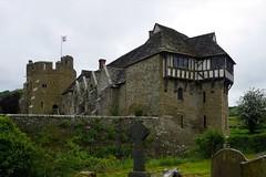 Stokesay, Shropshire (Oxfordshire Churches) Tags: stokesay shropshire england uk unitedkingdom ©johnward panasonic lumixgh3 mft microfourthirds micro43 castles manorhouses fortifiedmanors laurenceofludlow englishheritage listedbuildings gradeilisted