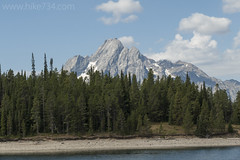 "Mt. Moran from Lakeshore Trail • <a style=""font-size:0.8em;"" href=""http://www.flickr.com/photos/63501323@N07/34783888202/"" target=""_blank"">View on Flickr</a>"