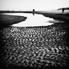 2130 (Elke Kulhawy) Tags: monochrome bnw bw blackandwhite art kunst elkekulhawy lensbaby beach coast
