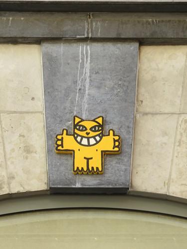 Mr Chat / Bruxelles - 14 mei 2017