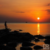 Fisherman at sunset (_damienroux_) Tags: fisherman sunset cambodia southeastasia worldtrip travelblogger travelpics backpacker travelphotography travel