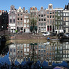Singelgracht Amsterdam (jk_cycling) Tags: amsterdam singelgracht netherlands nederland grachten grachtengordel city spui reflection water canon eos dam k