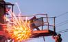 Hey, Deacon! (matman73072) Tags: universalstudios hollywood losangales california themepark moviestudio waterworld stuntshow stunt explosion fire deacon themariner