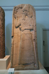 May 10: 62 Assyrian Relief (Aquafortis) Tags: travel london england art assyrian