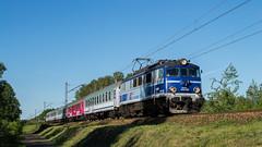 EP07-395 (Adam Okuń) Tags: ep07 lokomotives tlk poland trains