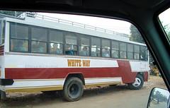 Whiteway Transport Company (Malwa Bus) Tags: 2009 bus india malwabusarchive moga punjab transport travel busservice rampuraphul bathinda whitewaytransportcompany