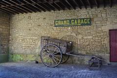 DSC06161 (lefotograve) Tags: cotentin charrette grange