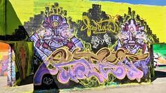 Solid & Aspec / Dok Noord - 1 juni 2017 (Ferdinand 'Ferre' Feys) Tags: gent ghent gand belgium belgique belgië streetart artdelarue graffitiart graffiti graff urbanart urbanarte arteurbano solid