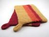 Felted potholders (Ruth & Hazel) Tags: potholder felt felted fulled wool potholders hotpad ruthandhazel handmade