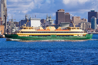 Sydney Harbour Manly Ferry-2943