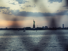 From Staten Island Ferry (carlo occhiena) Tags: nyc new york city photography streetphotography newyorkcity staten island