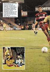 Norwich City vs Luton Town - 1991 - Page 30 (The Sky Strikers) Tags: norwich city luton town barclays league division one carrow road official matchday programme pound twenty