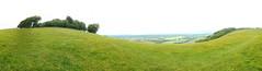 Devils Dyke to Chanctonbury Ring (Dominic's pics) Tags: south downs way panorama hugin chanctonbury ring chanctonburyring