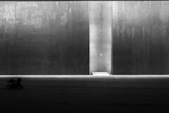 No negative space, it's all positive / fun comes from within (Özgür Gürgey) Tags: 2015 50mm bw büyükçekmece d750 nikon sancaklarcamii child minimal negativespace silhouettes texture wall istanbul alkent2000mahallesi turkey
