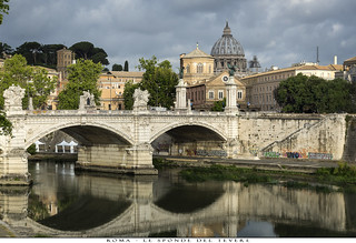 Roma - Le Sponde del Tevere