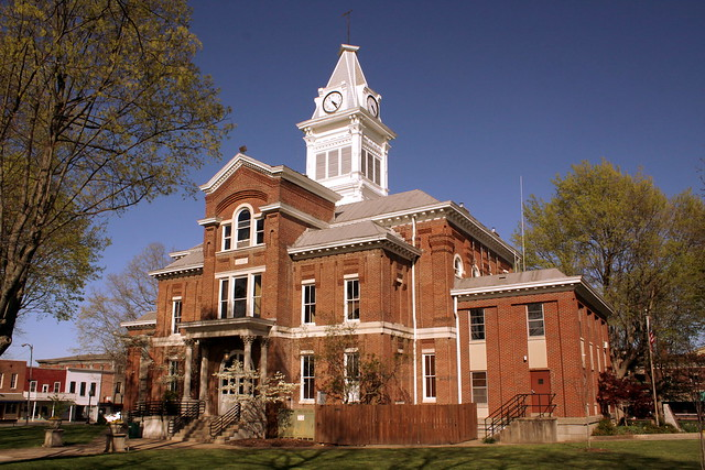Simpson County Courthouse - Franklin, KY