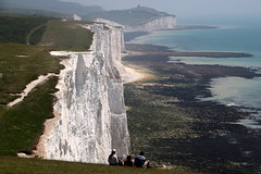 The Seat With A View (Alan1954) Tags: walking sussex coast 2017 thesevensisters southdownsway platinumpeaceaward ruby10