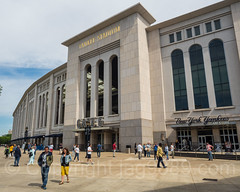 Yankee Stadium, The Bronx, New York City (jag9889) Tags: 2017 20170608 al allamericacity americanleague architecture ballpark baseball baseballteam bombers bronx building fan gate6 house majorleaguebaseball ny nyyankees nyc nyy newyankeestadium newyork newyorkcity newyorkyankees outdoor pedestrian people pinstripes southbronx stadium teamstore thebronx thebronxbombers theyanks usa unitedstates unitedstatesofamerica yankeestadium yankeestadiumiii yankees jag9889
