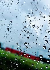 Another World.... (NUMERIK33) Tags: rain gouttes pluie