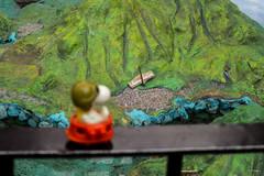 El Viaje (sierramarcos14695) Tags: minolta rokkor mc sony a58 explroando viaje travel santiago lalaguna solola guatemla guatemala el elviaje snoopy profundidad de campo explorando baranda mapa en relieve
