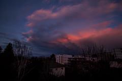 See. (AloysiaVanTodd) Tags: nature natural escape landscape city life france see sea clouds light sky evening sun sunset face