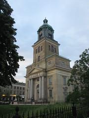 Evening at Gothenburg Cathedral, Sweden (Paul McClure DC) Tags: gothenburg göteborg sweden sverige july2015 cathedral architecture historic