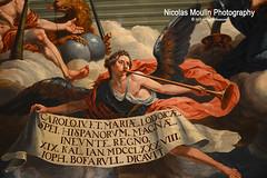 Palacio Bofarull, Reus (Nicolas Moulin (Nimou)) Tags: reus palaciobofarull patrimonio pintura clasico diputaciontarragona arte historia turismo