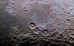 Mare Nectaris and surroundings (manuel.huss) Tags: moon crater surface detail mineral mare nectaris theophilus telescope astronomy astrophotography science geology space solarsystem