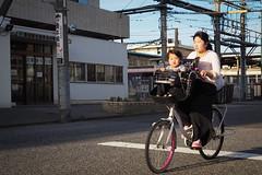 午後下班|都電荒川線 (里卡豆) Tags: olympus penf 25mm f12 pro olympus25mmf12pro japan 東京 tokyo