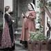 Medieval women, Tallin, Estonia