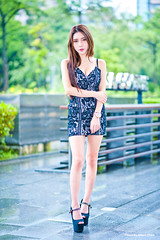 DSC_5356 (Albert-Chen) Tags: nikon d700 沈琪琪 大安森林公園 外拍 人像 性感 sexy