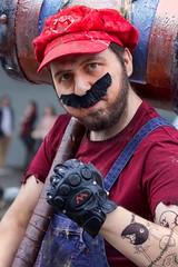 Elder Brother Mario (1) (l plater) Tags: supermariobros nintendo 2017supanovaexpo sydneyolympicpark cosplay