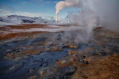Fango (Don César) Tags: hverir mudpools lodo steam iceland islandia island europe fango nature geotermal