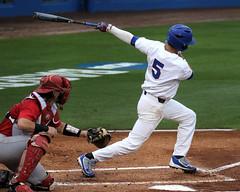 Dalton Guthrie (dbadair) Tags: florida gators uf university sec baseball ncaa regionals gainesville 2017 college world series winners first national title omaha
