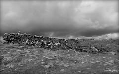 High St & Nan Bield Pass (58) (Carl and Sian) Tags: lakes lakedistrict carlandsian singletrack sian cumbria cycling bikes mountainbiking mtb alpine orangemountainbikes orange orangefive segment adventurebiking outdoors