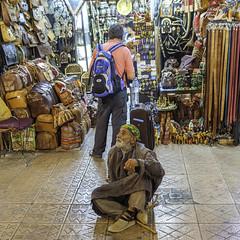 Tale of Two Cities, Souk El-Jadid, Medina, Marrakech, Morocco (Cozy61) Tags: marrakech morocco travelphotography travel cobra snakes fujifilm xpro1 culture souk cafedespices justgoshoot snakecharmer photooftheday day1 x100 fujifilmxseries local koutoubiamosque place jemaaelfna el jadid medina market mosquée koutoubia music sintir traditional handmade musician nofilter instagood instatravel travelgram tourism instago passportready ilovetravel handheld slowshutter
