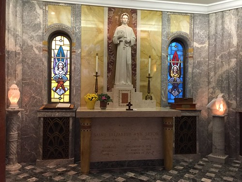 Elizabeth Ann Seton Shrine 2017