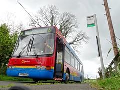 Go Northern 4855 / R855 PRG (TEN6083) Tags: ovington jubileeroad renown wright b10ble volvo gonorthern r855prg 4855 nnrg northernnationalrestorationgroup bus nebuses