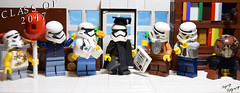Congratulations to the Class of 2017!!! (RagingPhotography) Tags: lego star wars empire first order congratulations graduation graduate class 2017 plastic minifigures school college degree house family minifigure figure minifig toy ragingphotography d3300