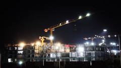 Gachibowli area. Hyderabad city scapes (samalaaravind) Tags: 1200d canon nightlife photography night area it gachibowli hyderabad