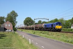 RRF 653-03 Boxtel (Peter Schokkenbroek) Tags: rrf rf railfeeding class66 beacon rail ermewa keteltrein boxtel kapelweg brabantroute