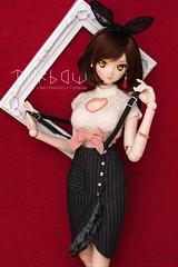 Alice ❤ (TURBOW) Tags: doll toy dollfie volks dollfiedream dd alicekuonji witchontheholynight mahoutsukainoyoru mahoyo lightlybattered hisyoeyes dollheart