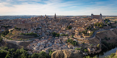 Toledo Panorama 01 (Sam García GA.) Tags: toledo spain catedral medieval cathedral panorama city urban middleage