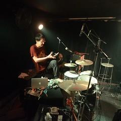 Tatsuya Yoshida (myyorgda) Tags: d7000 tokina1116f28 musiqueexpérimentale music musiqueexperimentale musique experimentalmusic experimentallivemusic grrndzero lyon france undergroundmusic underground