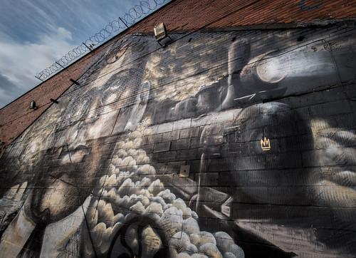 Water Lane Mural