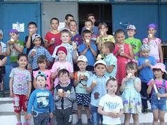 День защиты детей   Алексеевка 24
