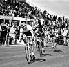 1968 PARIS-LUXEMBURG Faema Team Time Trial (Sallanches 1964) Tags: faema parisluxemburg 1968 worldchampionroadcycling eddymerckx teamtimetrial