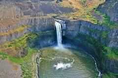 May 27, 2014 - Palouse Falls, WA (1) (Dale Gerdes) Tags: washington palousefalls waterfall waterfalls